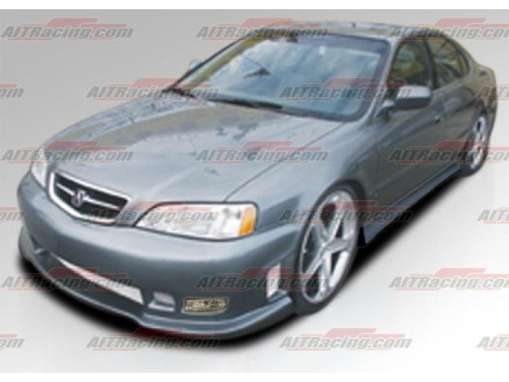 REV Style Side Skirts For Acura TL - Acura tl 1999