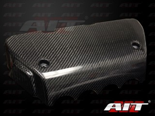 Carbon Fiber engine cover For Honda Civic Si 2006-2011