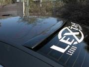 DSR Style Carbon Fiber Roof Spoiler For Lexus GS 1998-2005