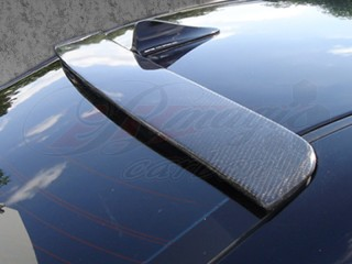 DSR Series Carbon Fiber roof wing For Mazda 6 2003-2008