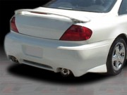 EVO2 Style Rear Bumper Cover For Acura CL 2001-2003