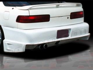BZ Style Rear Bumper Cover For Acura Integra 1990-1993