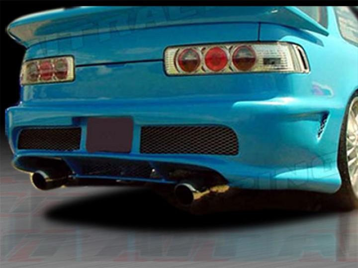 CBII Style Rear Bumper Cover For Acura Integra - Acura integra rear bumper