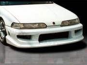 DF Style Front Bumper Cover For Acura Integra 1990-1993