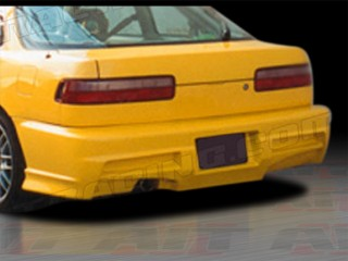 Extreme Style Rear Bumper Cover For Acura Integra 1990-1993