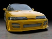 R34 Style Front Bumper Cover For Acura Integra 1990-1993