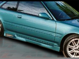 Revolution Style Side Skirts For Acura Integra 1990-1993 Coupe