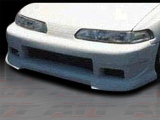 Sensei Style Front Bumper Cover For Acura Integra 1990-1993