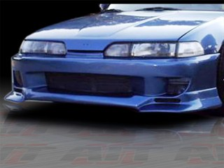 SF Style Front Bumper Cover For Acura Integra 1990-1993