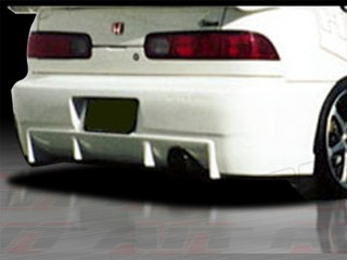 BC Style Rear Bumper Cover For Acura Integra 1994-2001