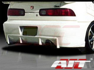BC Style Rear Bumper Cover For Acura Integra 1994-2001 Sedan