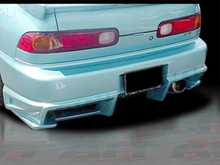 BMX Style Rear Bumper Cover For Acura Integra - Acura integra rear bumper