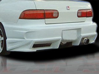 BMX Style Rear Bumper Cover For Acura Integra 1994-2001 Sedan