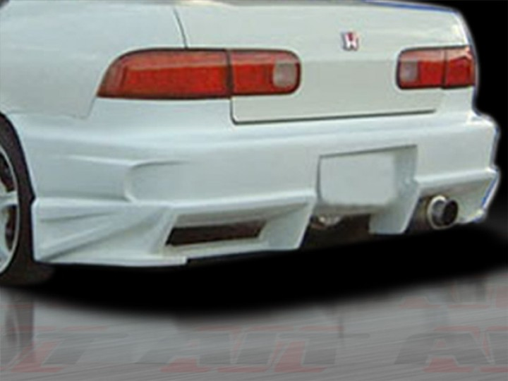 BMX Style Rear Bumper Cover For Acura Integra Sedan - Acura integra rear bumper