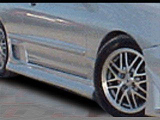 BZ Style Side Skirts For Acura Integra 1994-2001