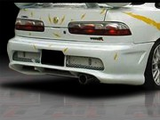 Combat Style Rear Bumper Cover For Acura Integra 1994-2001