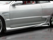 Combat Style Side Skirts For Acura Integra 1994-2001
