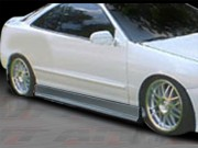 EVO3 Style Side Skirts For Acura Integra 1994-2001 Sedan