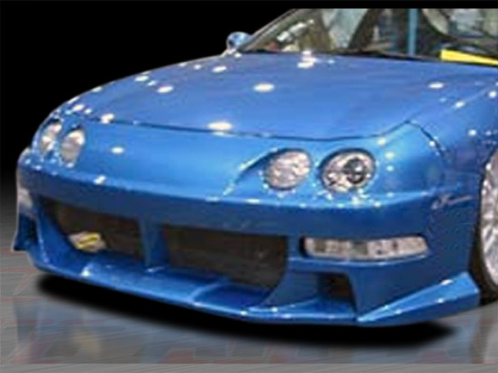 Extreme Style Front Bumper Cover For Acura Integra - 1997 acura integra front bumper
