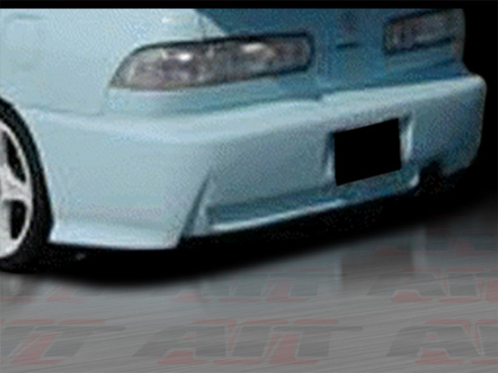 Extreme Style Rear Bumper Cover For Acura Integra - Acura integra rear bumper