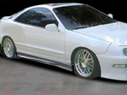 M3 Style Side Skirts For Acura Integra 1994-2001 Sedan