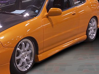 MGN-2 Style Side Skirts For Acura Integra 1994-2001 Sedan