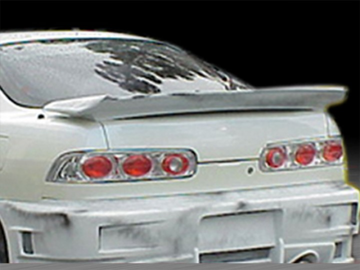 MGN Style Rear Spoiler For Acura Integra Sedan - Acura integra spoiler