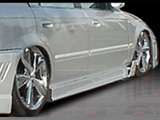 MGN Style Side Skirts For Acura Integra 1994-2001