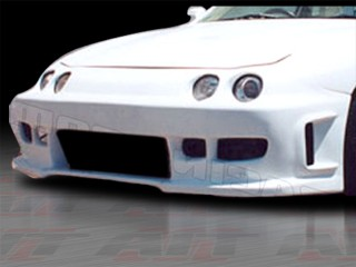 Revolution Style Front Bumper Cover For Acura Integra 1994-1997
