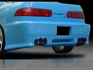 Revolution Style Rear Bumper Cover For Acura Integra 1994-2001 Sedan