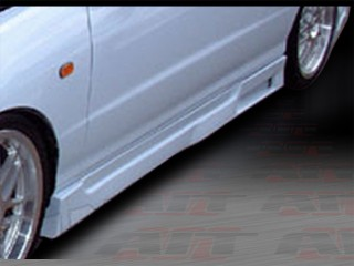 Revolution Style Side Skirts For Acura Integra 1994-2001