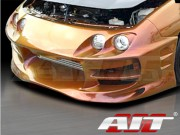 BMX Style Front Bumper Cover For Acura Integra 1998-2001