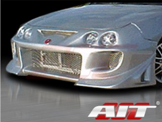 BZ Style Front Bumper Cover For 1998-2001  Acura Integra