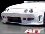 Revolution Style Front Bumper Cover For Acura Integra 1998-2001