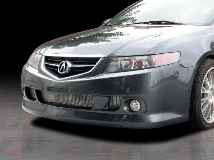 KS Style Front Bumper Cover For Acura TSX - Acura tsx bumper