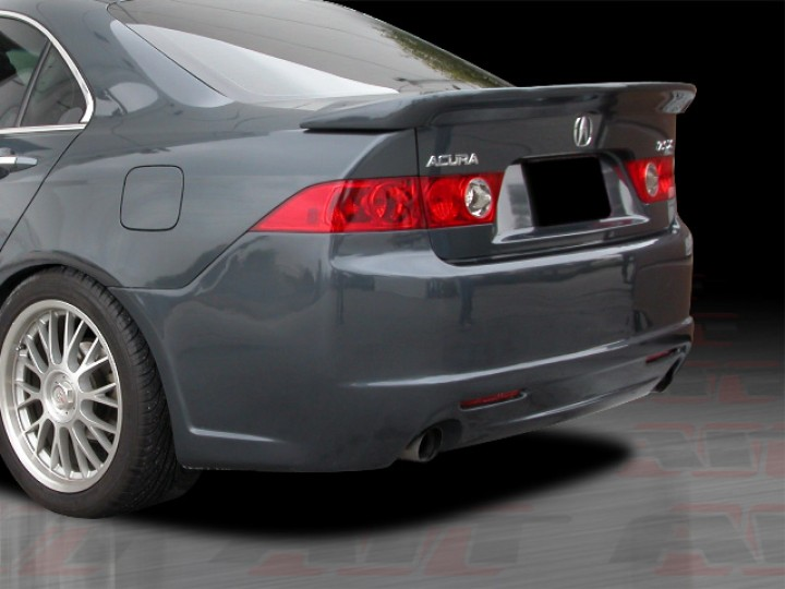 KS Style Rear Bumper Cover For Acura TSX - Acura tsx bumper