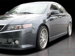 KS Style Side Skirts For Acura TSX 2004-2008