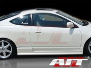 BCN-2 Style Side Skirts For Acura RSX 2002-2006