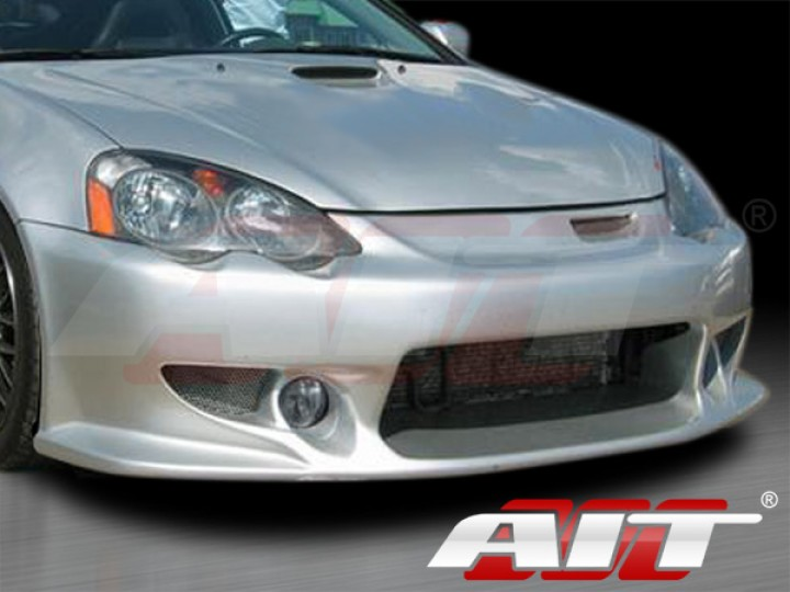 CW Style Front Bumper Cover For Acura RSX - Acura rsx bumper