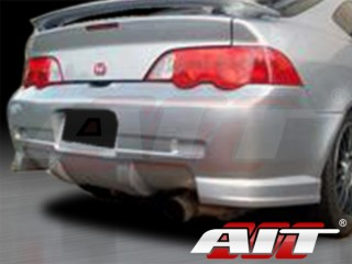 CW Style Rear Bumper Cover For Acura RSX 2002-2004