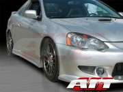 CW Style Side Skirts For Acura RSX 2002-2006