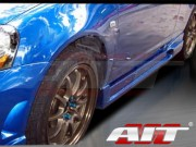 I-spec 2 Style Side Skirts For Acura RSX 2002-2006