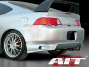 ING Style Rear Bumper Cover For Acura RSX 2002-2004