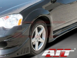 VS Style flares(front) For Acura RSX 2002-2006