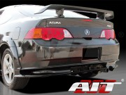 VS Style Rear Bumper Cover For Acura RSX 2002-2004