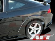 VS Style flares(rear) For Acura RSX 2002-2006
