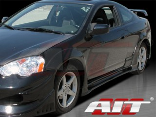 VS Style Side Skirts For Acura RSX 2002-2006