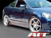 ZEN Style Side Skirts For Acura RSX 2002-2006