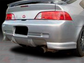 CW Style Rear Bumper Cover For Acura RSX 2005-2006
