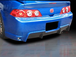 I-spec 2 Style Rear Bumper Cover For Acura RSX 2005-2006